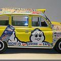 Austin FX4 London Taxi Michelin 04