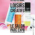 Planning des <b>salons</b> à venir, en France