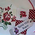 Bonne fête maman & résultats