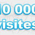10 000 visites :)