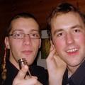 Bastien et Michaïl