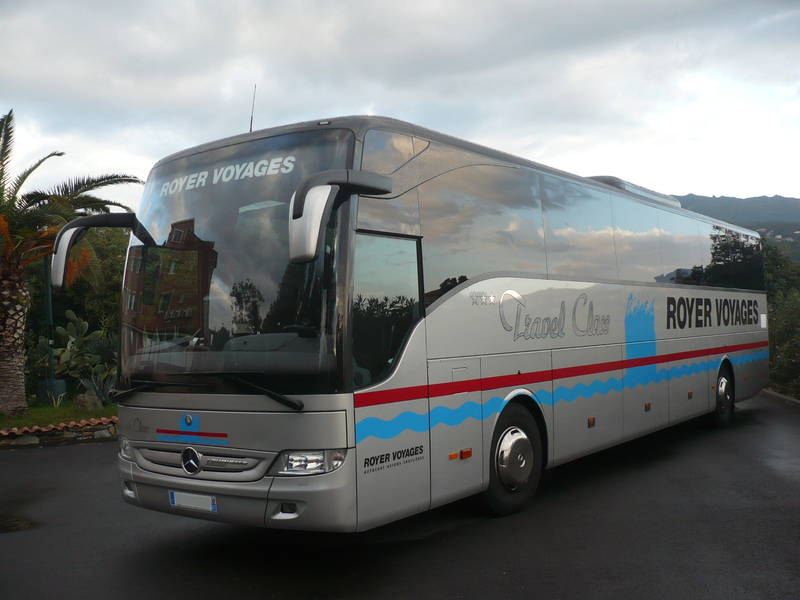 MERCEDES Tourismo 20th Anniversary Blutec 6 Royer Voyages Lucciana (1)