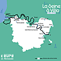 Promotion touristique de l'Eure où quand le localisme pédale sur un axe Seine... parisien!