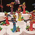 Mon atelier avec ZoesFancyCakes chez Luma's cake