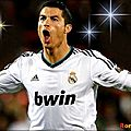 Video cristiano ronaldo designated as best player trophy di stefano