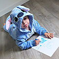 Mon petit Stitch by La Boîte à Pyjama