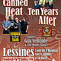 Tonic Tuesday - <b>Canned</b> <b>Heat</b>, Going Up The Country (A Woodstock Reunite ce vendredi 27 juillet à Lessines!)