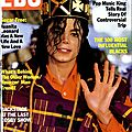 Mj: crowned in africa, pop music king tells real story of controversial trip - ebony, mai 1992