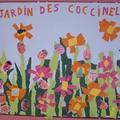 Projet sur le jardin et les coccinelles (et autres petites bêtes du jardin)