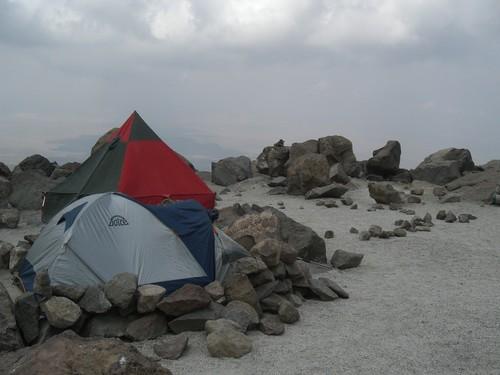 Camp de base, 5200m