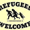 Respect pour les réfugiées et les droits des migrants !