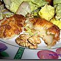 Crottins de Chavignol Frits