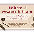 Blog candy - dame de kit