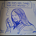 Lord of the rings : Boromir