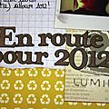 En route pour 2012