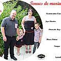 Les bricoles de lolotte - Tenues de mariage #2 copie