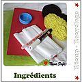 Poinsettia ingredients