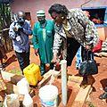 Renforcement de l'accès à l'eau potable à <b>Bangangté</b>
