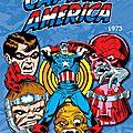 Panini Marvel : Captain <b>America</b> l'intégrale