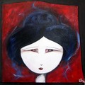Geisha rouge