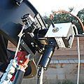 Première lumière uc 500 + spectro eshel