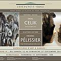 L'été du petit temple : erdal célik, frédéric pélissier