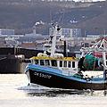 Quotas post-Brexit, Covid et <b>éoliennes</b> en mer: l'avenir de la pêche artisanale normande se joue... MAINTENANT!