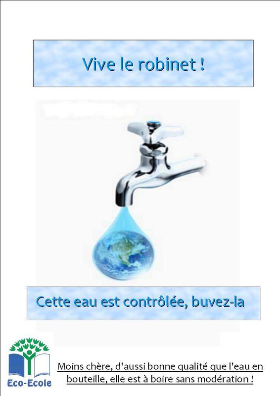 buvons cette eau