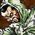 Les illustrations du film The sleepwalker