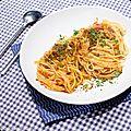 Spaghetti aux sardines pour la journée mondiale du refus de la misère