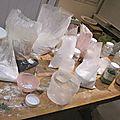 3 - Fabrication des émaux grès
