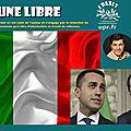 Le nouveau gouvernement italien et l'agonie de l'union européenne