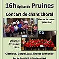 Concert et