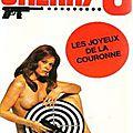 Les joyeux de la couronne (broad jump) - glen chase - editions et publications premières - 1975