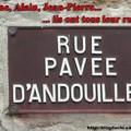 rue pavee