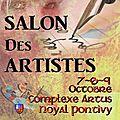 3ème salon des artistes de noyal pontivy