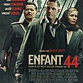 ENFANT 44 - Le film - de Daniel Espinosa