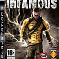 Test de <b>InFamous</b> - Jeu Video Giga France