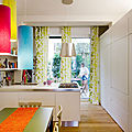 Bonnes idées et <b>couleurs</b> acidulées