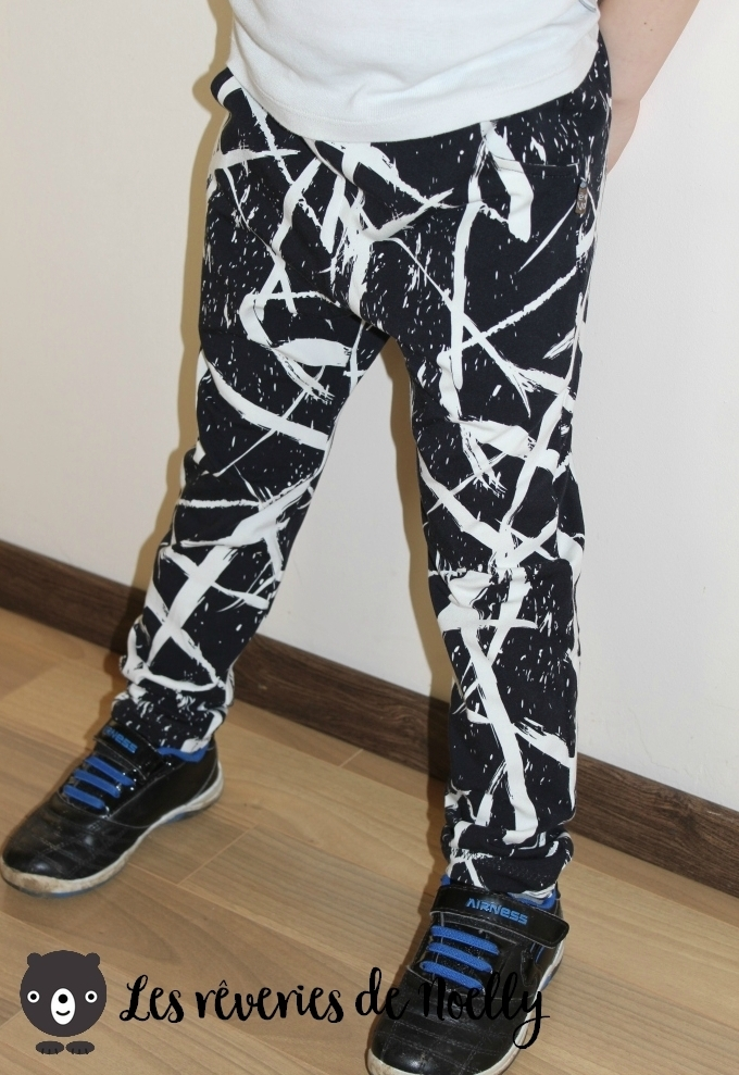 Pantalon street art