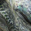 Hervé THAREL SCHMIMBLOCK'S minor 2013 - 18cmx9,5cm acrylique sur argile détai2