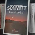 «la nuit de feu » d'éric-emmanuel schmitt