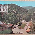 Chatelguyon - hotel Continental datée 1968