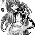 Kenshin_and_Kaoru_by_Hikaru_Ryuuen