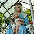 statue de ND d'Espinasse