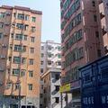 Immeubles à côté de l'appartement