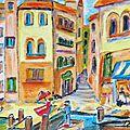 04 - Venise - Huile sur Toile