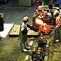 Ecole supérieure de fonderie et forge - reportage dans l'usine nouvelle