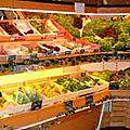 Panier bio semaine 42 du jardin des saveurs