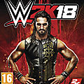 Test de <b>WWE</b> 2K18 - Jeu Video Giga France